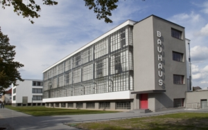Modern, Bauhaus, architect