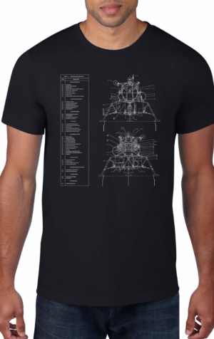 Lunar-Module-One-Black-Crew-Neck